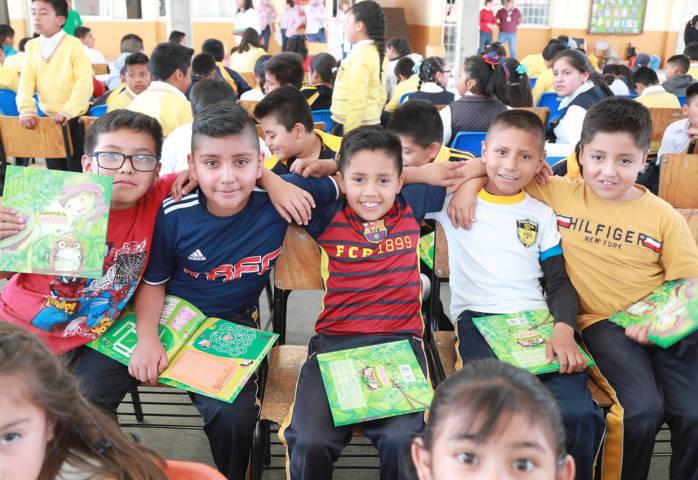 Sin contratiempos reanudan estudiantes sus actividades escolares: MCH