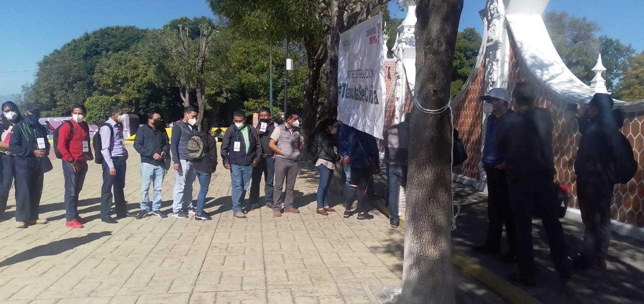 Participa la Uptx con 70 voluntarios en las Brigadas Tlaxcala Se Cuida