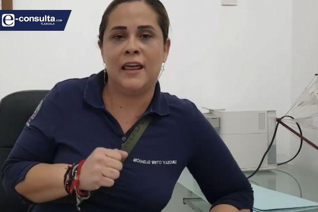 Mercenarios infiltrados en Morena echaron abajo la candidatura de Michaelle Brito