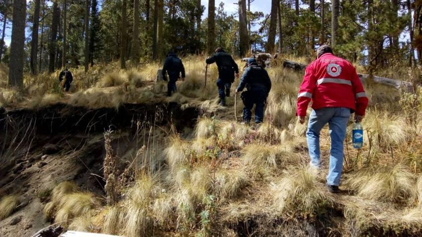 Ayuntamiento intensifica búsqueda del empresario extraviado en la Malinche