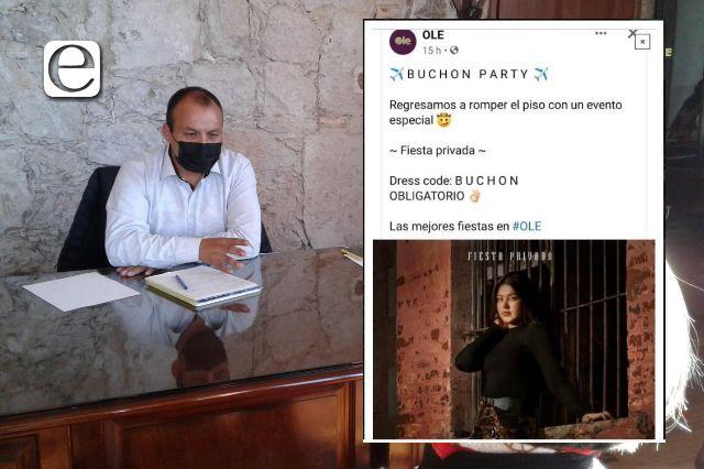 Alcalde de Tlaxco se rebela contra medidas sanitarias