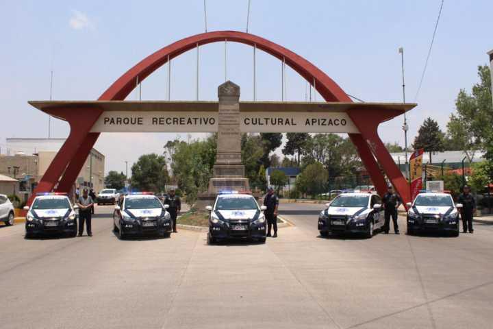 Policía de Apizaco, nuevamente la más equipada