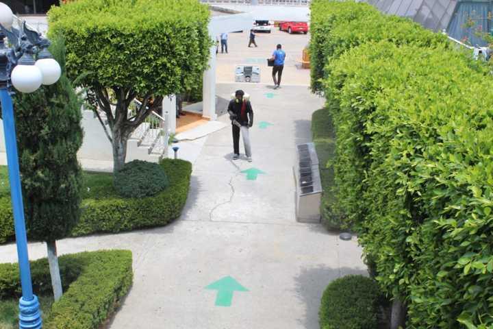 Gobierno de Tepetitla y PC del Estado sanitizarán principales calles del municipio