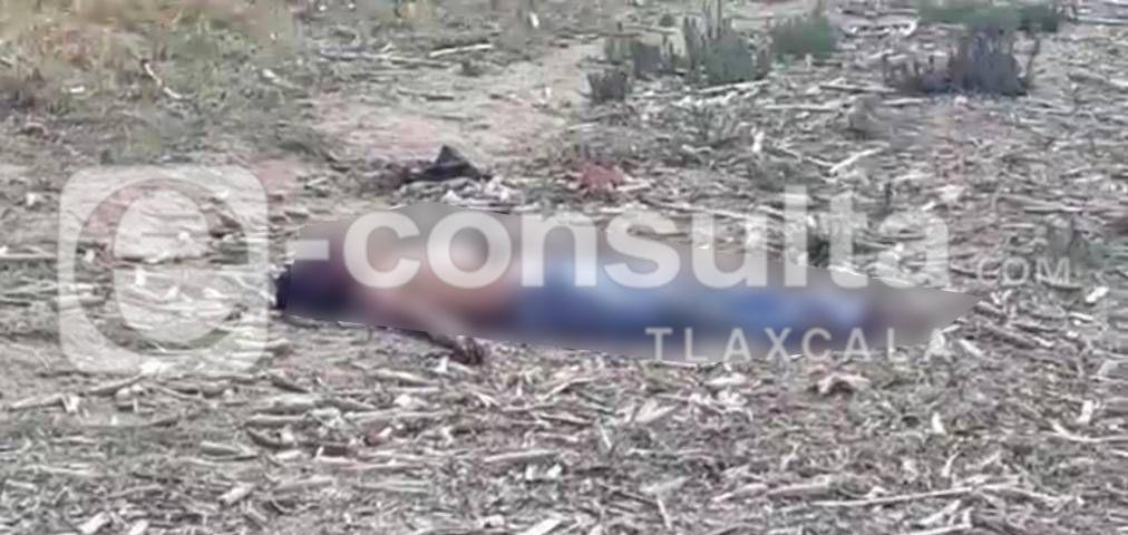 Ahora encuentran dos cuerpos sin vida y con signos de violencia en Españita