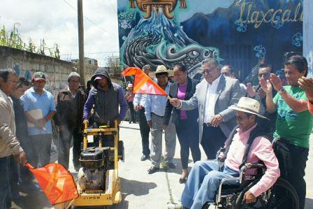Fortalece alcalde Miguel Muñoz Reyes la sana convivencia