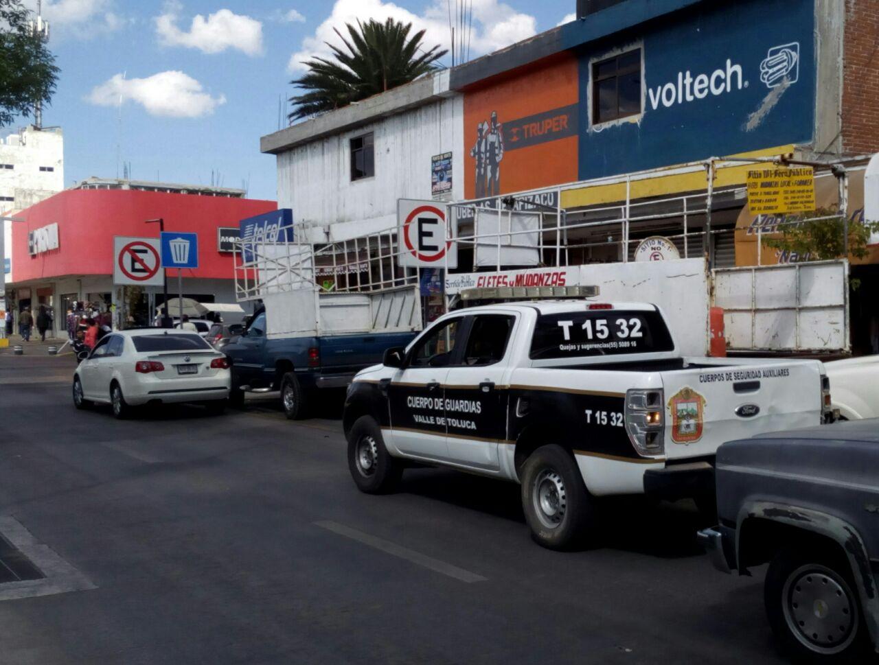 Denuncian a policías del Estado de México infringiendo leyes en Tlaxcala