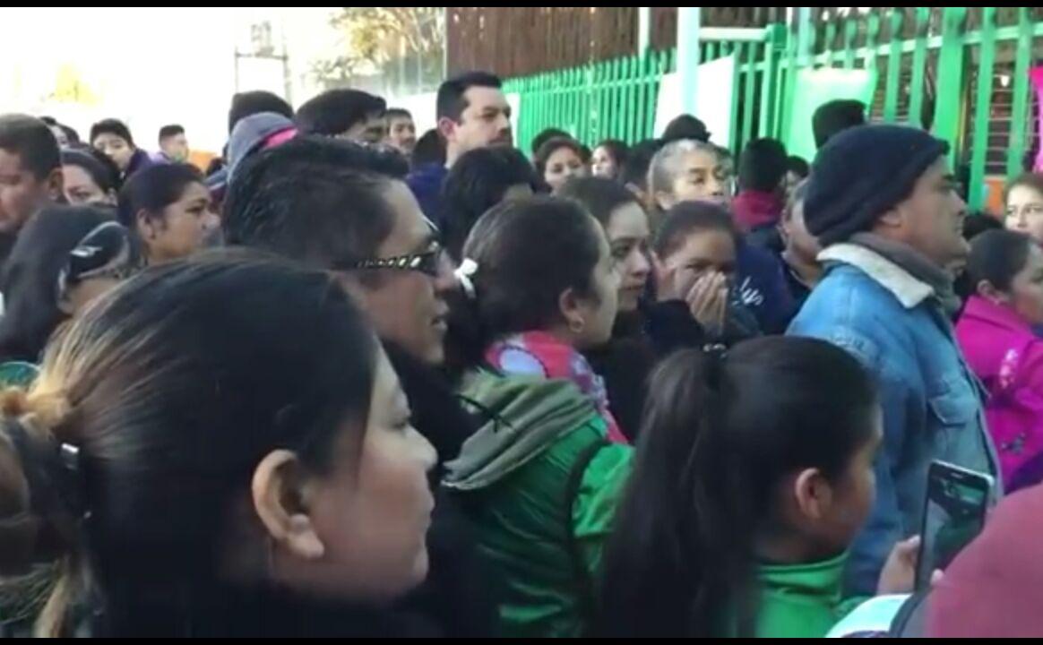 """Por """"acosador"""" piden salida de director en la Héroe de Nacozari"""