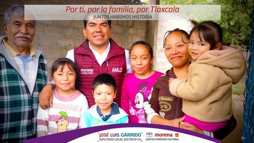 Se consolida el triunfo de J. L Garrido en el distrito VII