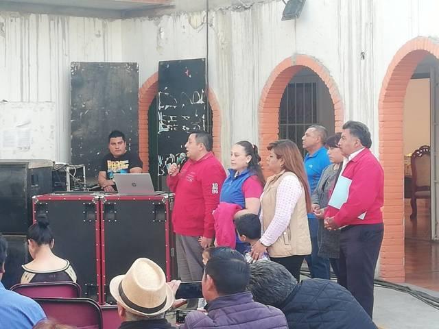 Alcalde fomenta el Día del Amor y la Amistad con una convivencia familiar