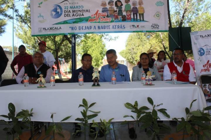 Ayuntamiento promueve el cuidado del agua en niños de preescolar