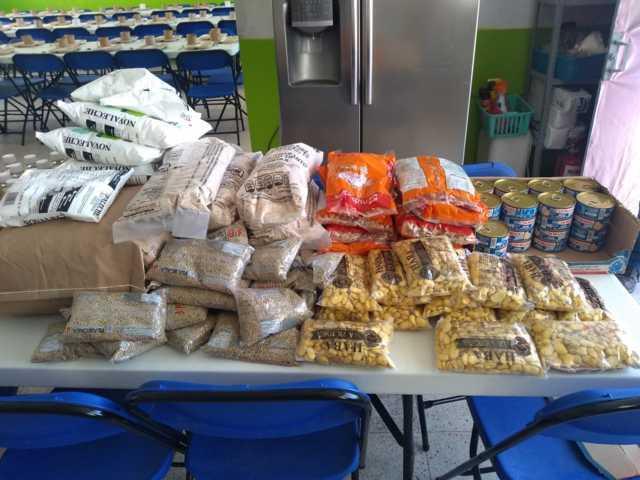 Inicia SMDIF Ixtenco con distribución de alimentos a desayunadores escolares modalidad caliente