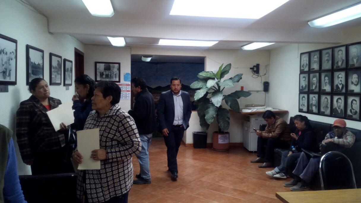 Demandará 7 de Mayo al Ayuntamiento de Tetla