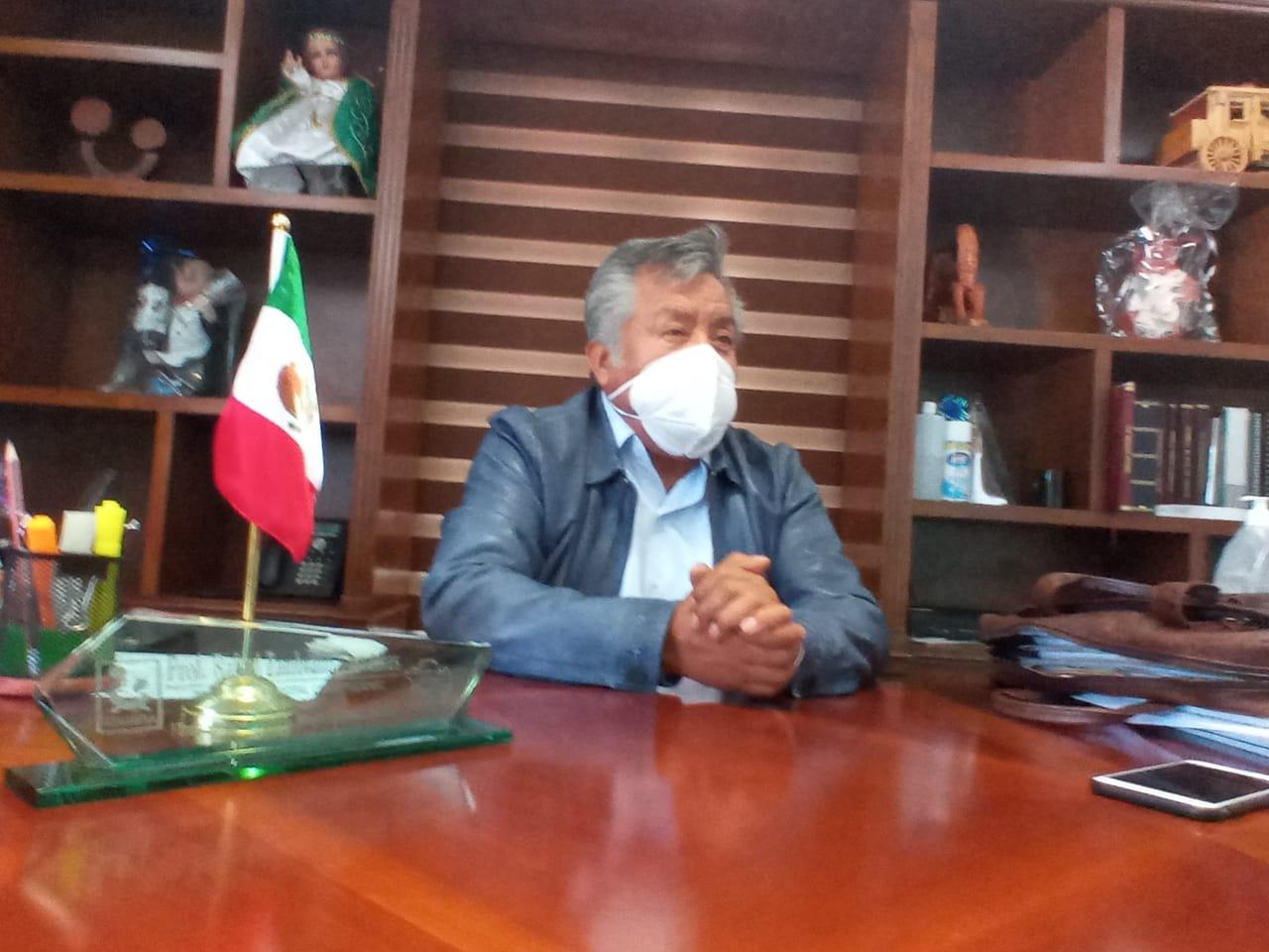 Rafael Zambrano destaca obras de impacto social para Ixtacuixtla