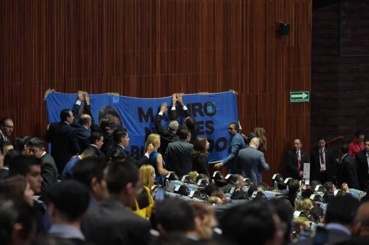 """""""La justicia no debe ser factor de negociación entre gobiernos"""" Carlos Carreón"""