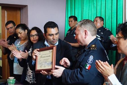 Icatlax capacitará a policías de Calpulalpan para mejor su desempeño