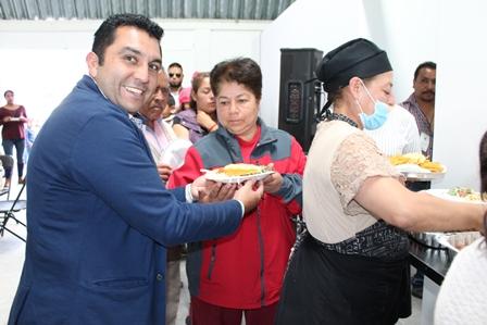 Mejorarán alimentación de los más necesitados de Calpulalpan