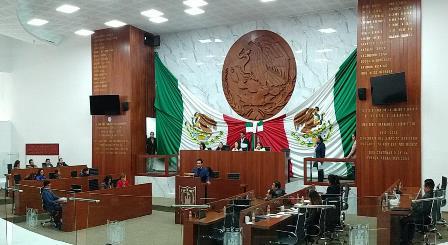 Diputados cumplen y regresan el voto a los presidentes de comunidad