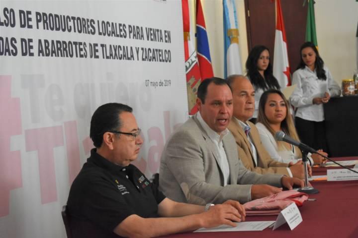 Avanza Programa de fortalecimiento a tiendas de Zacatelco: Blanca Melchor