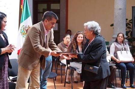 Celebra Ayuntamiento 159 aniversario del Registro Civil en Calpulalpan