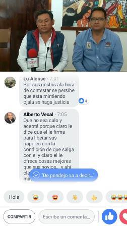 "Tunden al secre ""cachondo"" de Tzompantepec por mentiroso"