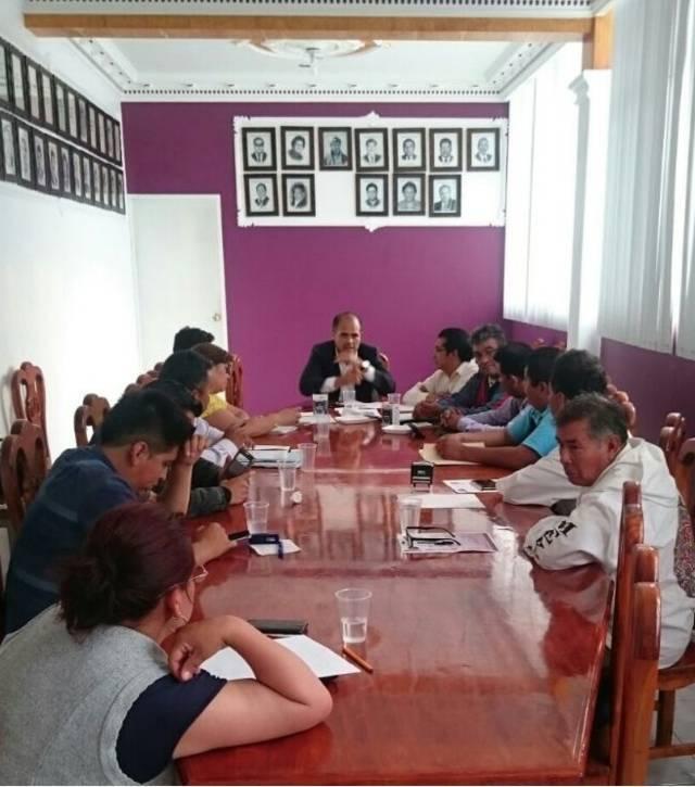 Cabildo de Santa Cruz Tlaxcala avaló el Sistema Estatal Anticorrupción