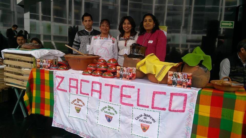 La feria de Cuautlancingo Puebla contara con el cacao de Zacatelco