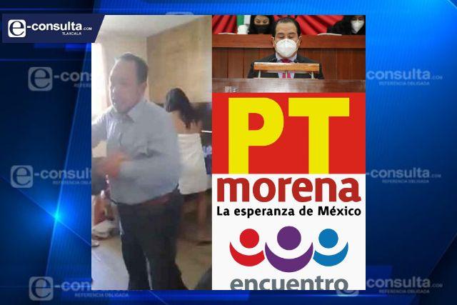 La 4T le cumple a San Pablo Zitlaltepec: Chema Mendez