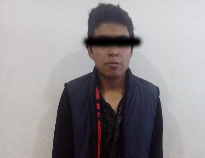 Frustra Policía de Apizaco robo a negocio de telefonía celular