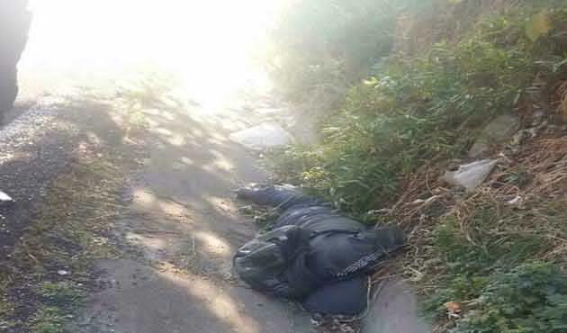 Ahora abandonan un cadáver en Santa Cruz Tlaxcala