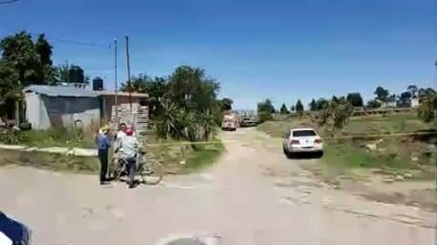 Matan a golpes a una mujer en comunidad de Tlaxcala capital