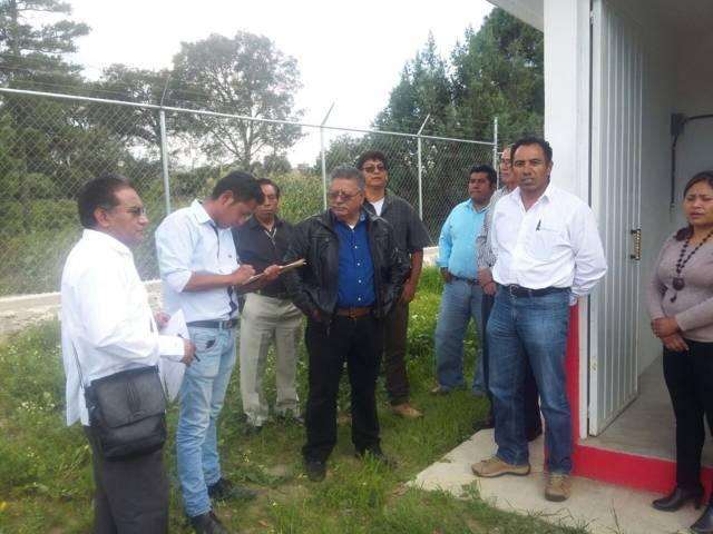 Pone en marcha alcalde de Contla dos obras en el municipio