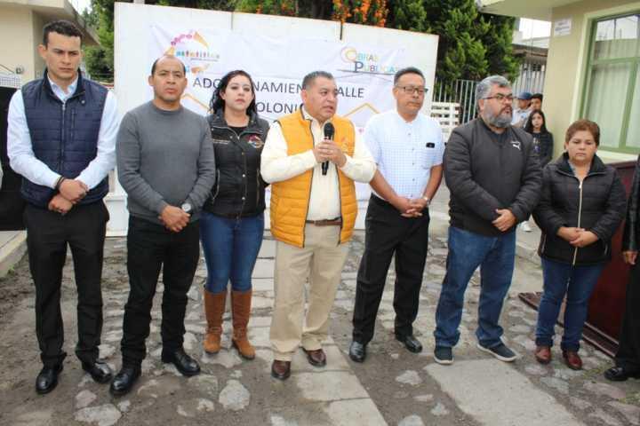 Las calles del Prado y colonial contaran con los servicios básicos: alcalde