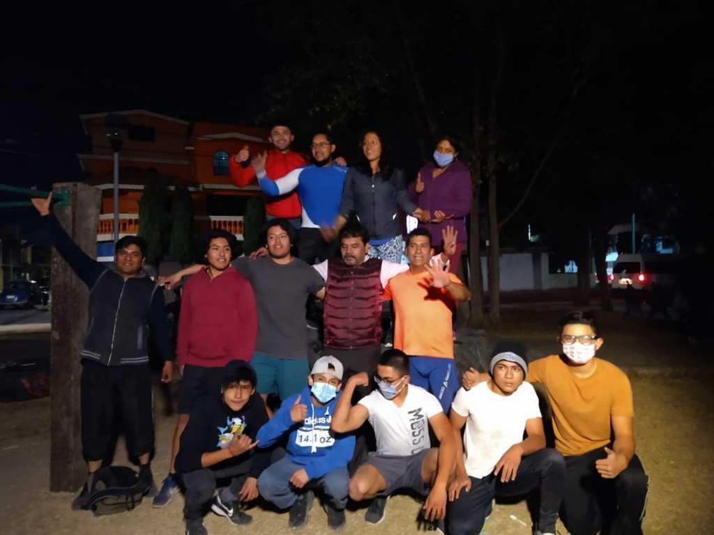 Recomienda Ricardo Morales Cruz sistema de entrenamiento en la modalidad de Calistenia