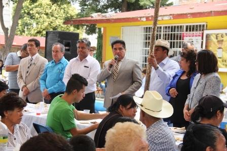 """Gran afluencia en festividad de """"Francisco Sarabia"""" en Calpulalpan"""