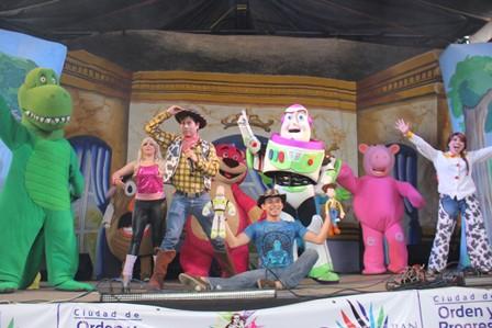 "Clausura VHR Foro Infantil de ""Feria Patronal Calpulalpan 2016"""