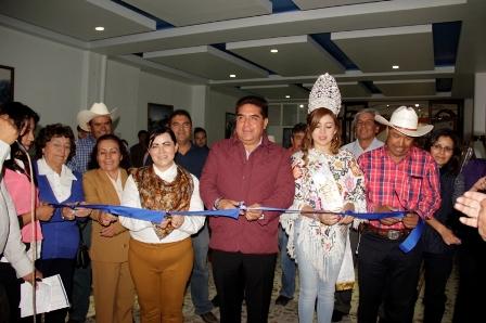"""Abren """"Pabellón del Pulque"""" en Feria Calpulalpan 2016"""