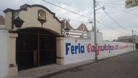 Lista plaza de toros de Calpulalpan para su fiesta patronal