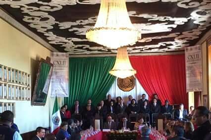 Conmemoran 142 aniversario de la anexión de Calpulalpan a Tlaxcala