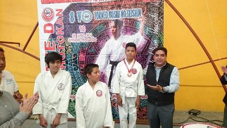 Un éxito torneo interestatal de karate Do