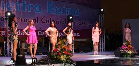 """""""Karen I"""" Reina de Feria 2016 de Calpulalpan"""