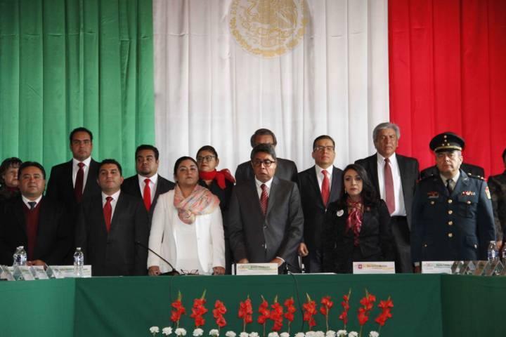 Conmemoran 143 Aniversario de la Incorporación de Calpulalpan a Tlaxcala
