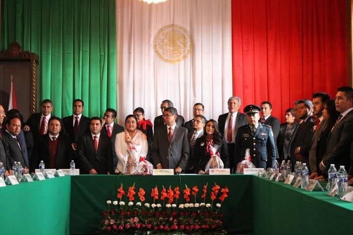 Conmemora Congreso 143 Aniversario de la Anexiòn de Calpulalpan a Tlaxcala