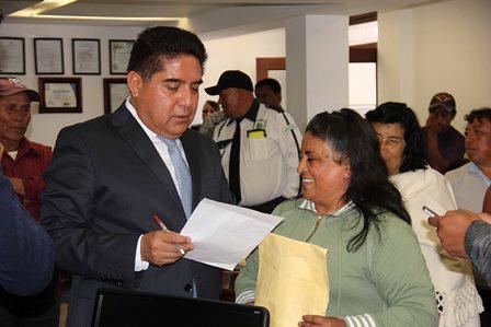 En Calpulalpan un gobierno cercano a la gente