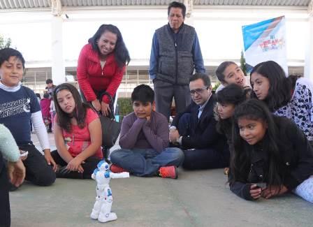 """Supervisan actividades de """"Mi Verano en la Escuela"""""""