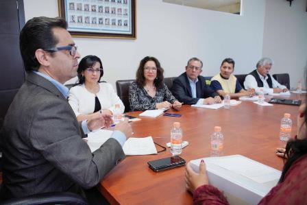 Analizan autoridades estrategias en favor de la educación