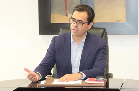 Defiende Camacho los cambios de funcionarios en la SEPE-USET