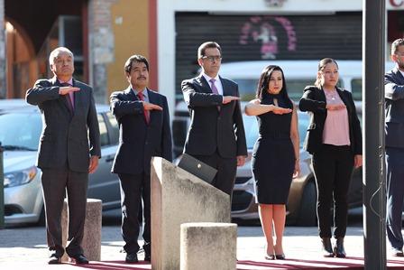 SEPE fomenta los valores cívicos en Tlaxcala