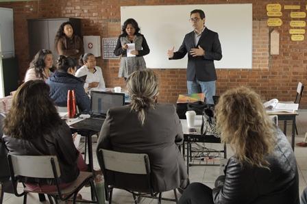 Supervisan arranque de semana de actualización del nuevo modelo educativo