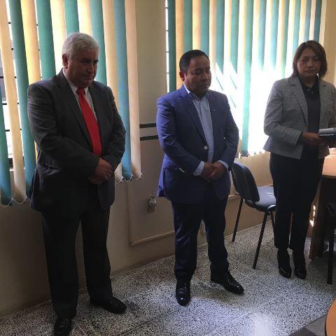 Designa el gobernador Mena en el Fomtlax a Javier Rivera