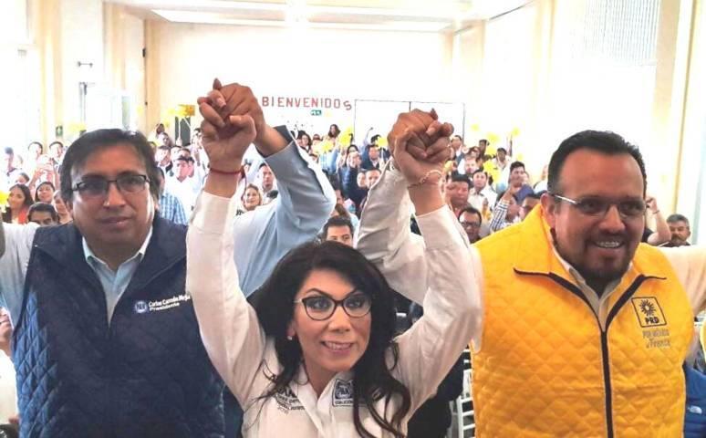 Abandonaron el PRD por las transas de Manuel Cambrón